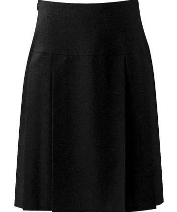 Black Henley Skirt
